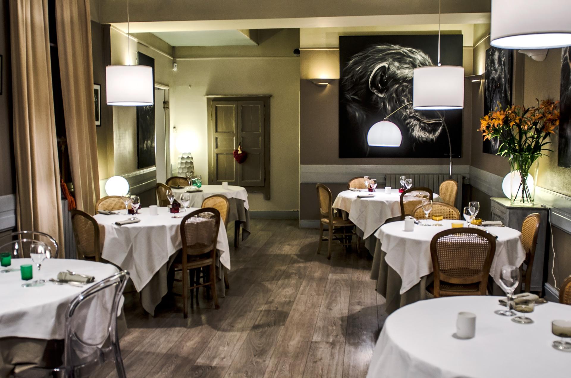 Intérieur © Restaurant L'Aventure